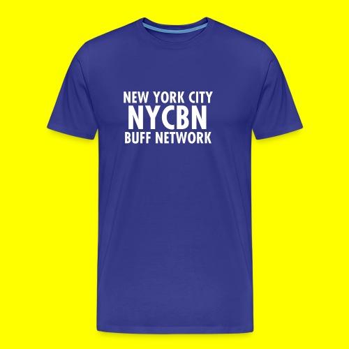 NYC BUFF Network - Men's Premium T-Shirt