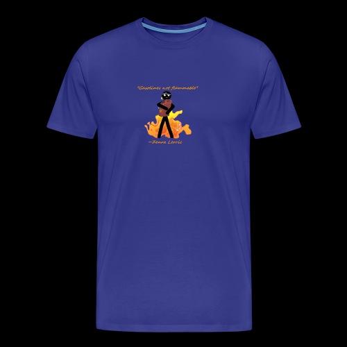 Stupid Zenra Quote - Men's Premium T-Shirt