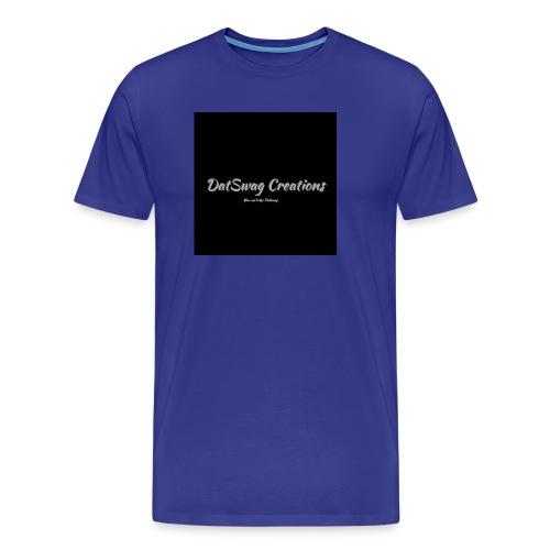 DatSwag Creations - Men's Premium T-Shirt