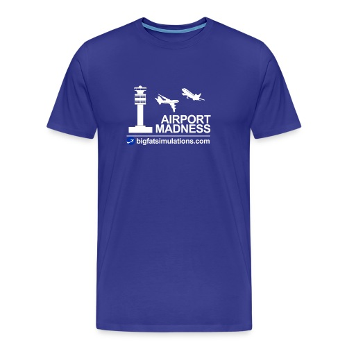 The Official Airport Madness Shirt! - Men's Premium T-Shirt