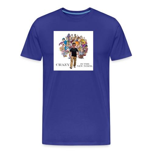 Crazy Is v2 - Men's Premium T-Shirt