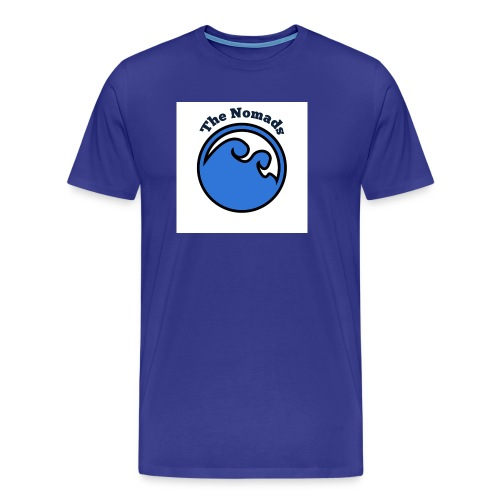 nomads - Men's Premium T-Shirt