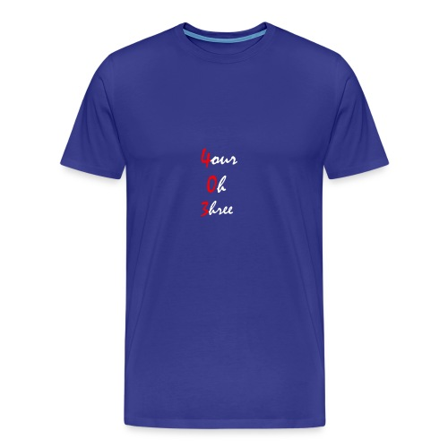 403 tee - Men's Premium T-Shirt