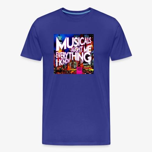 MTMEIK Cover - Men's Premium T-Shirt