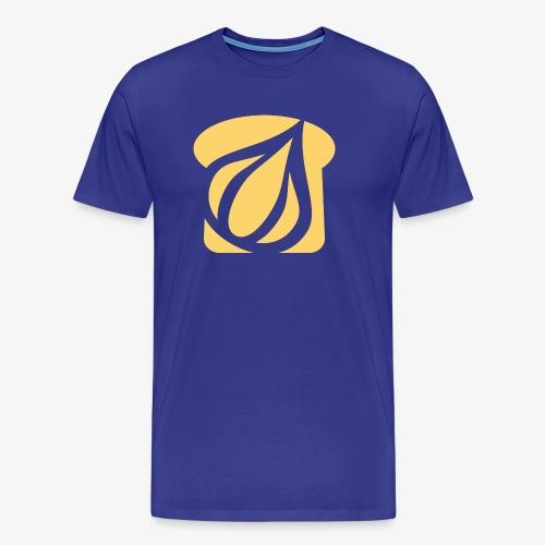Garlic Toast - Men's Premium T-Shirt