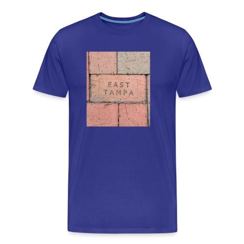East Tampa Brick - Men's Premium T-Shirt
