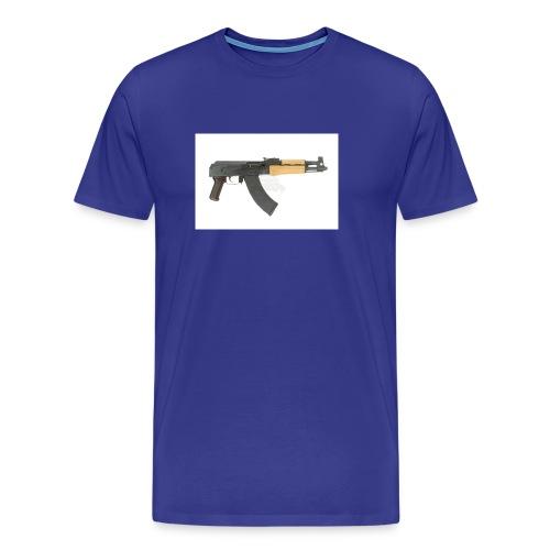 just having fun - Men's Premium T-Shirt