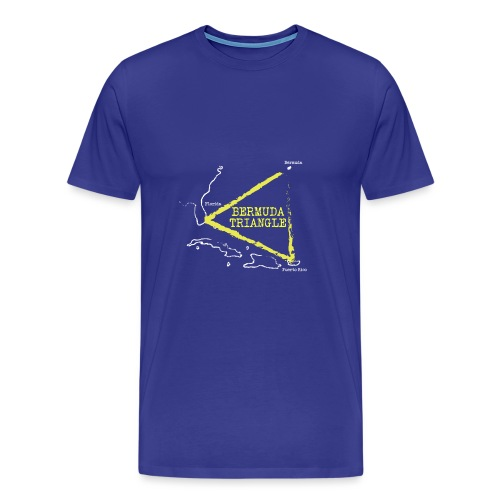 bermuda triangle - Men's Premium T-Shirt