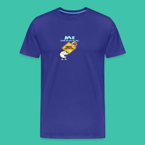 Me on Diet - Men's Premium T-Shirt