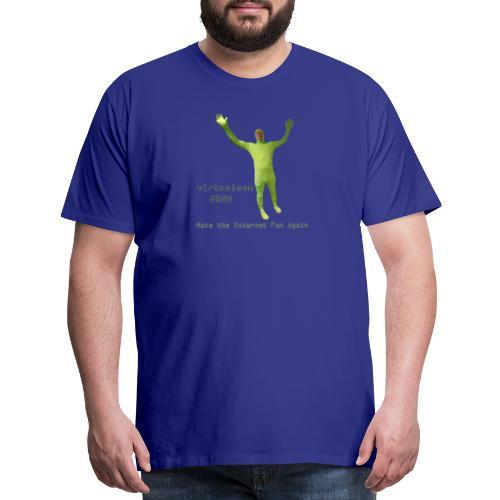 virtualman 2020 - Men's Premium T-Shirt