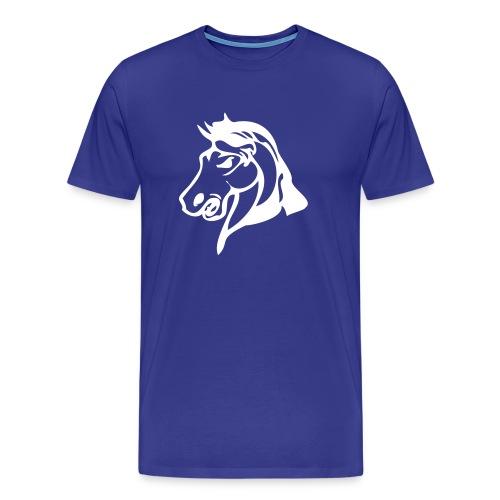 stallions - Men's Premium T-Shirt