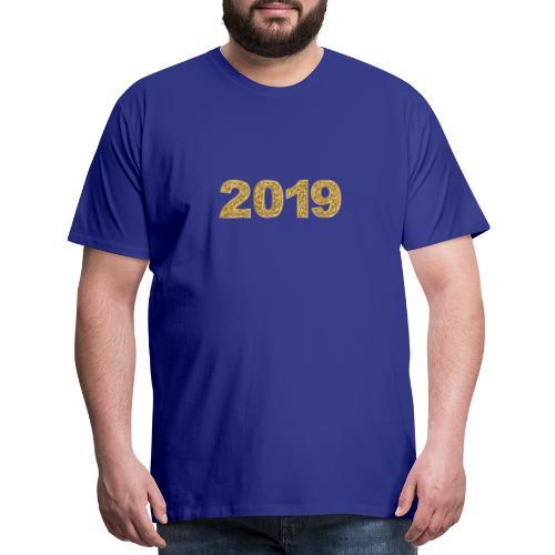 christmas happy new year - Men's Premium T-Shirt