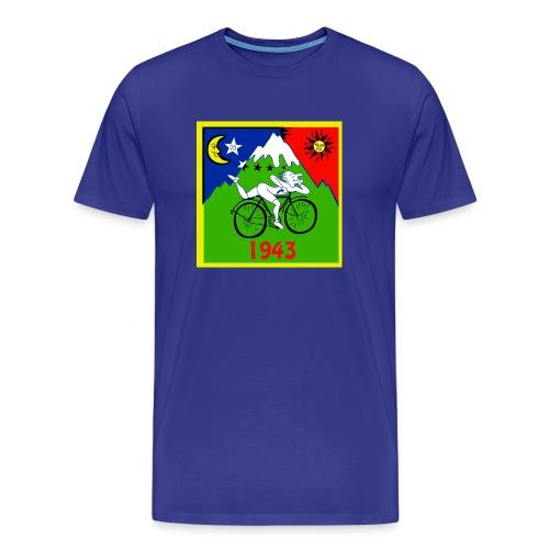 Classic Blotter Art - Men's Premium T-Shirt