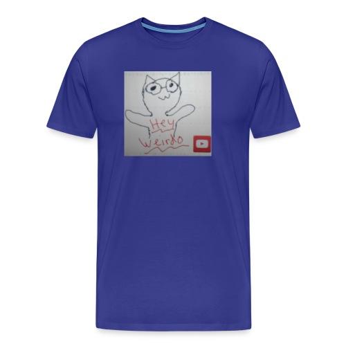 TheOutsider Comics - Men's Premium T-Shirt