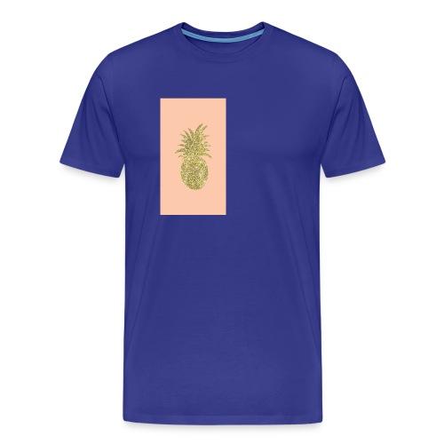 pinaple - Men's Premium T-Shirt
