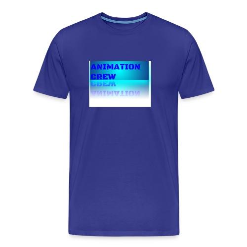 official Animation crew reflected merchandise - Men's Premium T-Shirt