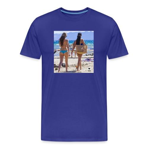 14955880078 70e8b14b66 o buttsmaster - Men's Premium T-Shirt