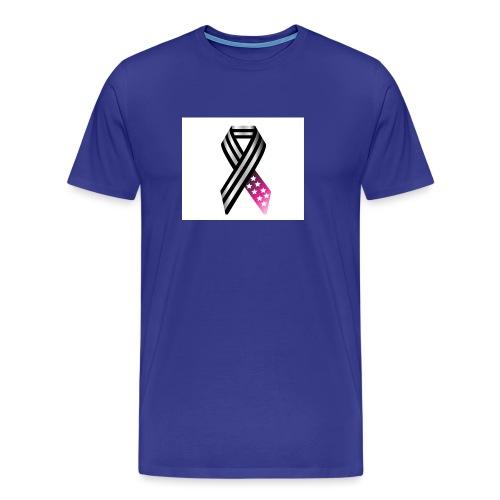 I Only Miss You When I Breathe 2 jpg - Men's Premium T-Shirt