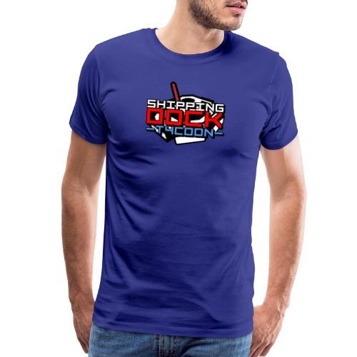 Vintage - Shipping Dock Tycoon - Men's Premium T-Shirt