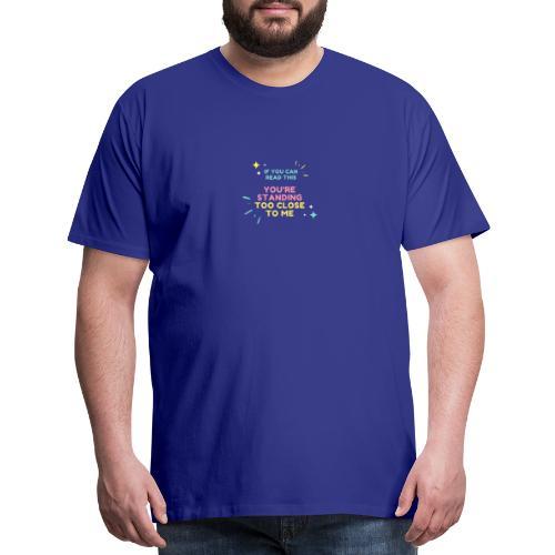 Fight Corona - Men's Premium T-Shirt