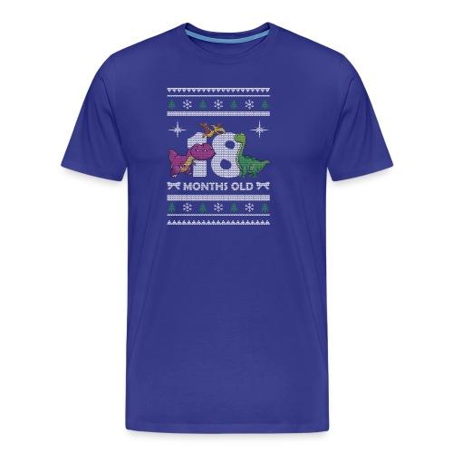 Christmas 18 months old - Men's Premium T-Shirt
