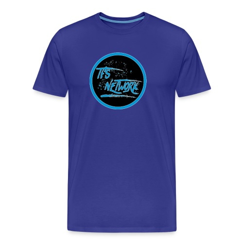 TFS Network Logo - Men's Premium T-Shirt