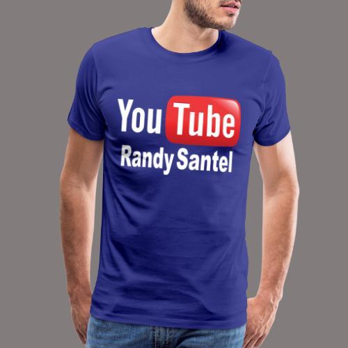 Randy Shirt PNG - Men's Premium T-Shirt