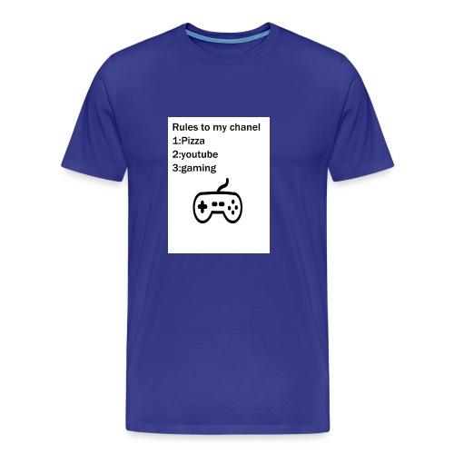 jxgamer merch - Men's Premium T-Shirt