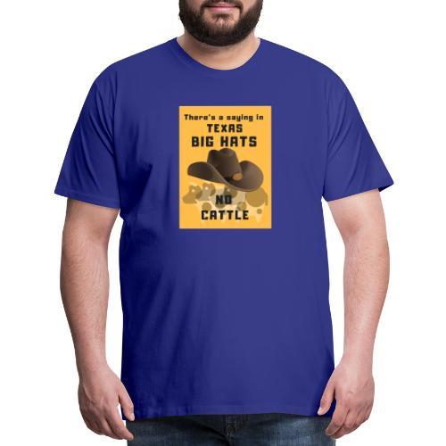bighats - Men's Premium T-Shirt
