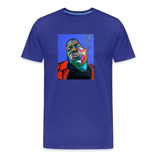 Notorious-B-I-G set 1 - Men's Premium T-Shirt