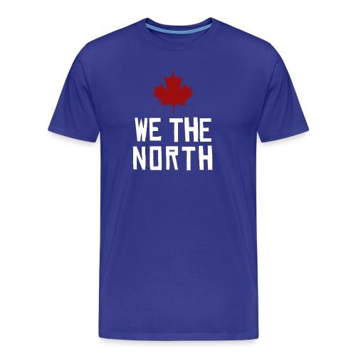 WE THE NORTH - Men's Premium T-Shirt