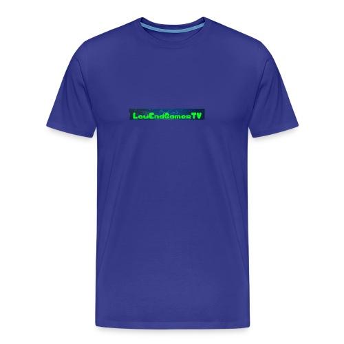 LEG TV - Men's Premium T-Shirt