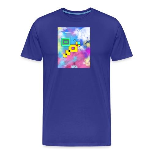 Cosmic Bee - Men's Premium T-Shirt