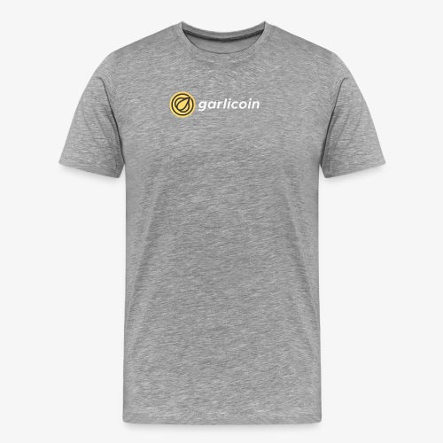 Garlicoin - Men's Premium T-Shirt