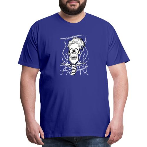 skull boy - Men's Premium T-Shirt