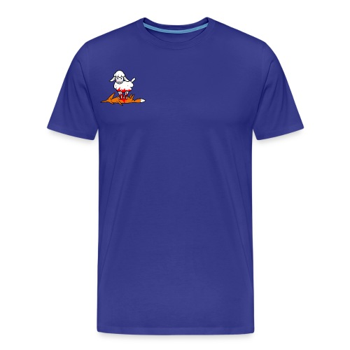 The Fox Trot - Men's Premium T-Shirt