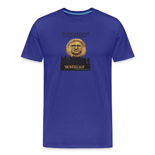 The Wicker Man 1973 Old - Men's Premium T-Shirt