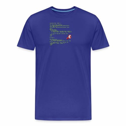 RoR Code 1 - Men's Premium T-Shirt