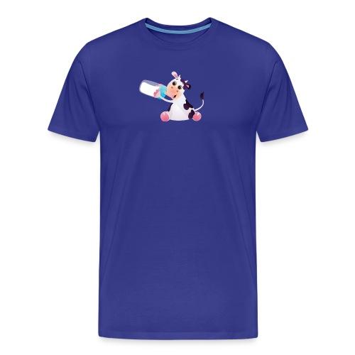 baby calf - Men's Premium T-Shirt