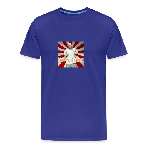 WizardGaming Radial - Men's Premium T-Shirt