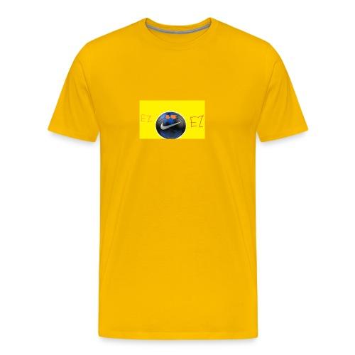 ez soccer tekkerz - Men's Premium T-Shirt