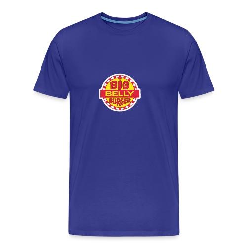 Big Belly Burger - Men's Premium T-Shirt