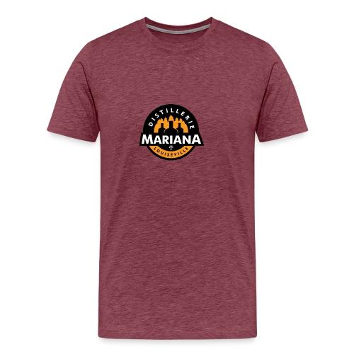 Distillerie Mariana Manche 3/4 - Men's Premium T-Shirt