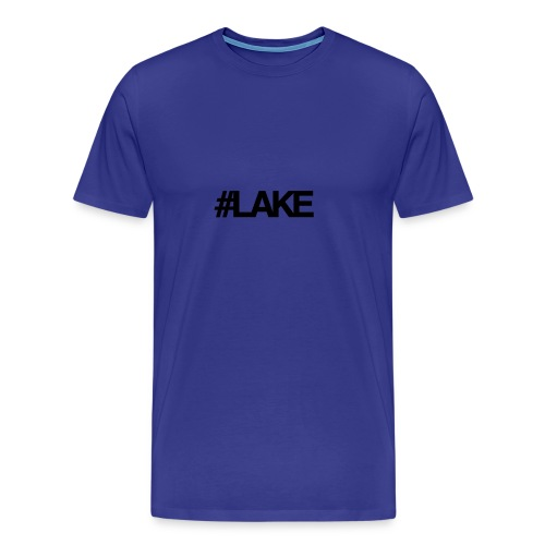 #Lake - Men's Premium T-Shirt