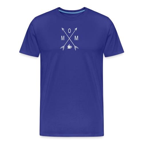 Mom Loves Coffee - Men's Premium T-Shirt