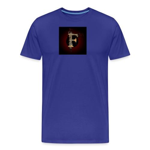 fofire gaming/entertainment - Men's Premium T-Shirt