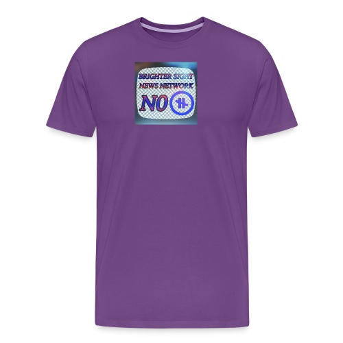 NO PAUSE - Men's Premium T-Shirt