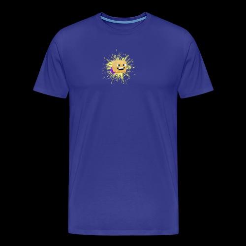 Potato_Smarts Logo - Men's Premium T-Shirt