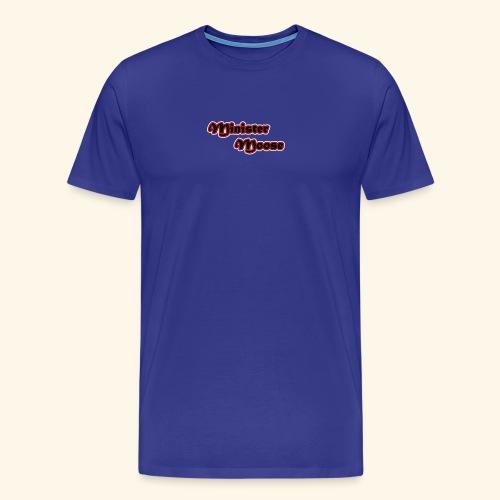 Minister Moose - Men's Premium T-Shirt