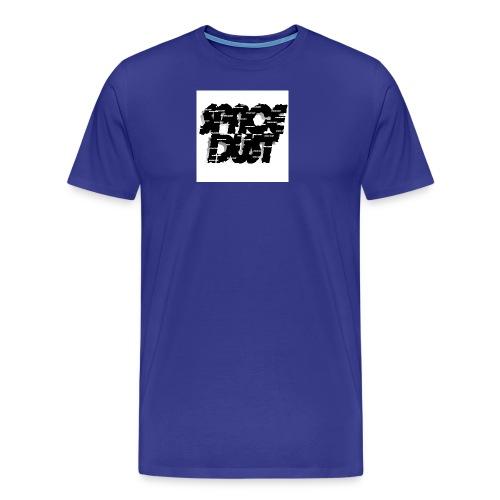 space dust brush - Men's Premium T-Shirt